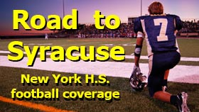 RoadToSyracuse.com, a site of the New York State Sportswriters Association